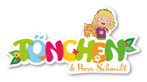 Die Abenteuer von Tönchen und Herrn Schmidt Logo